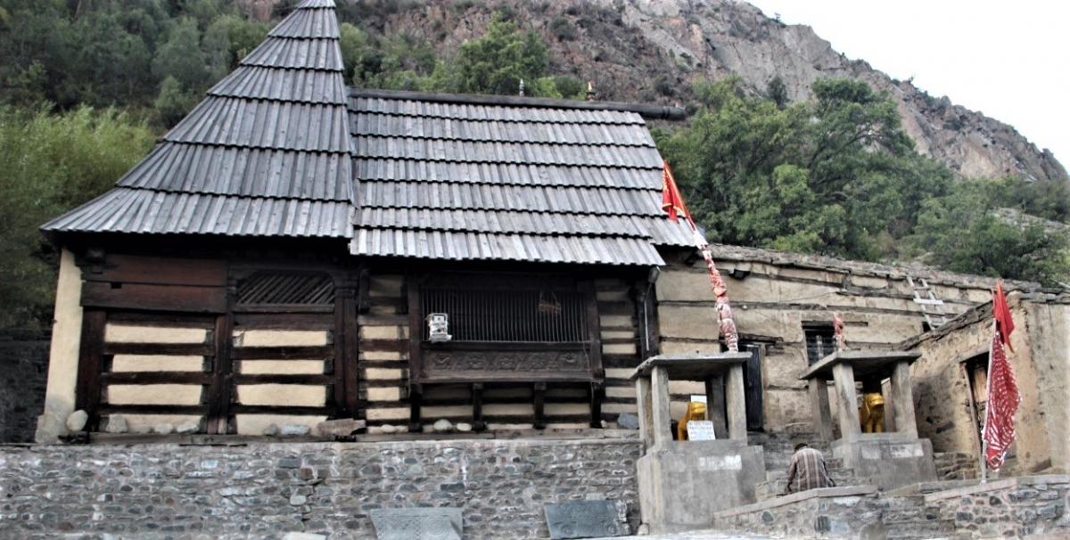 Wooden Art And Architecture Of Himachal Pradesh Sahapedia
