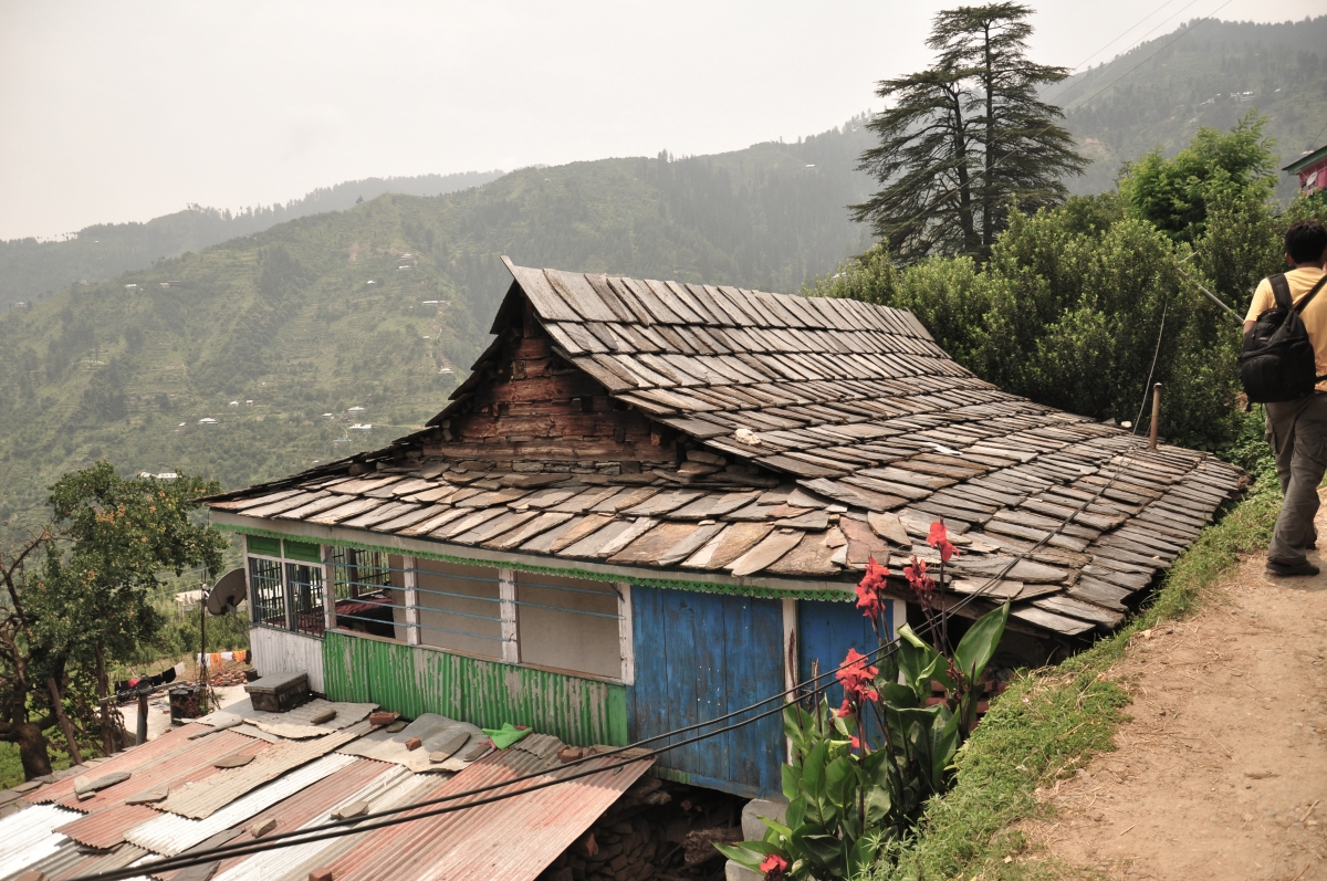 The Himalayan Vernacular Kath Khuni Architecture Sahapedia