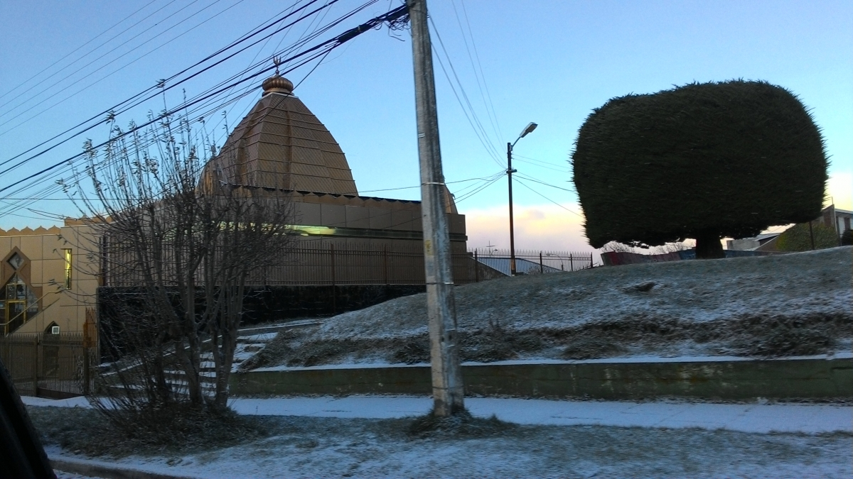 punta arenas hindu dating site Chile, august 12, 2006: the centro cultural y templo hindu in punta arenas, chile, is located at 5310 degrees south of the equator it is a building of 800 sq meters financed by the.