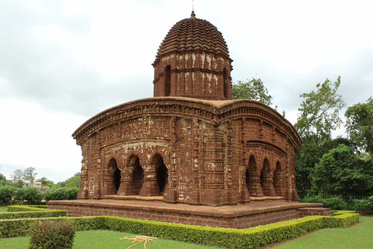 Bishnupur A Land Of Terracotta Temples Sahapedia
