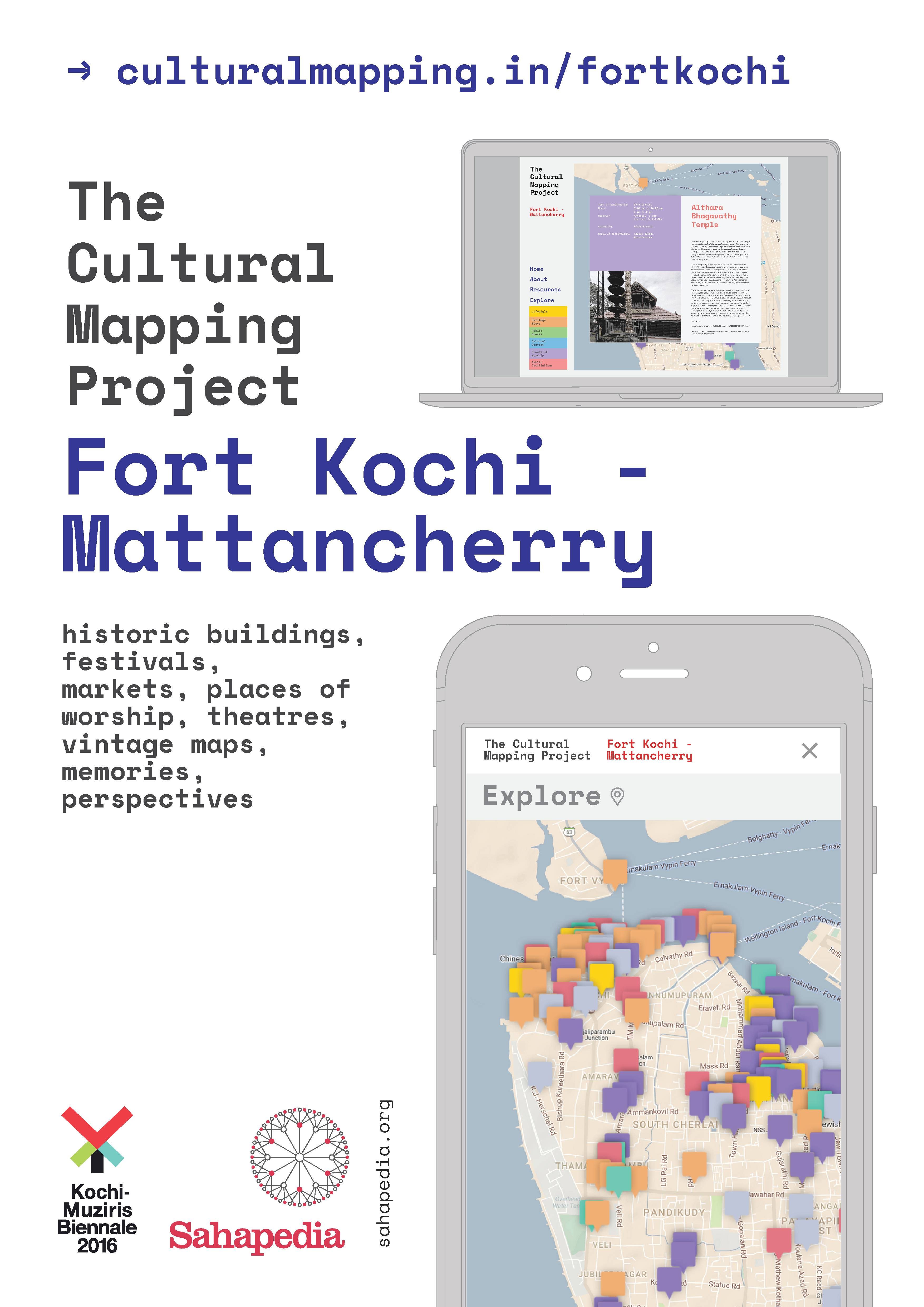 Cultural Mapping of Fort Kochi