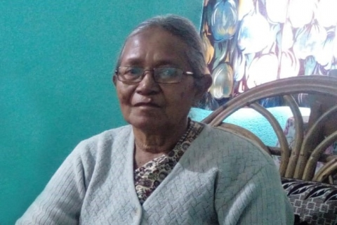 Celebrated Adivasi writer Dr Rose Kerketta