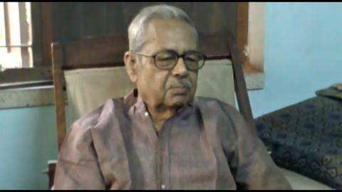 In Conversation with Professor B.D. Chattopadhyaya: The Different Aspects of Indian Epigraphy