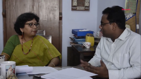 In conversation with Professor Suchandra Ghosh: Prashasti and Land Grant Charter