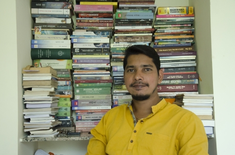 Shrikanth Shetty is a writer and an expert in the history and culture of Tulunadu. In this interview, he sheds light on the concept and institution of Guttumane homes (Courtesy: Ashwini Jain)