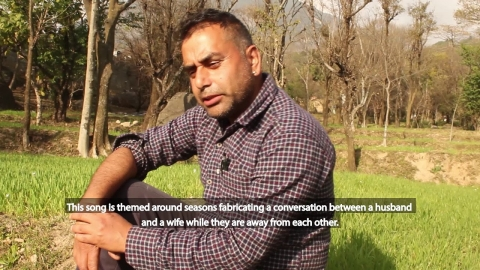 Embedded thumbnail for Folk Songs of Kangra Valley: In Conversation with Dr Gautam Sharma Vyathit