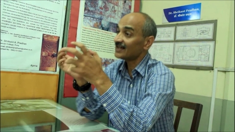 Embedded thumbnail for History of Jammu's Mural Paintings: In Conversation with Dr Shrikant Pradhan
