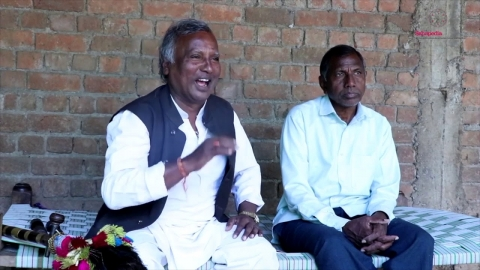 Embedded thumbnail for Pandavani Histories: Mushtak Khan in conversation with Chetan Devangan
