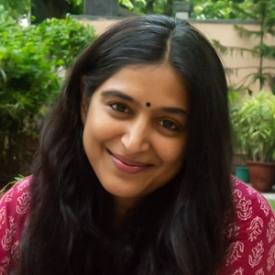 Padmapriya Janakiraman | Delhi | Projects | Head, Urban heritage documentation project