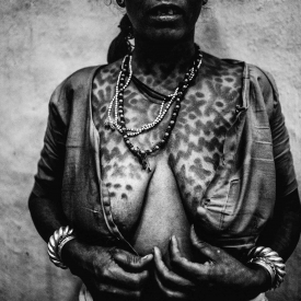 Traditions on Skin: Baiga Women and their Tattoos