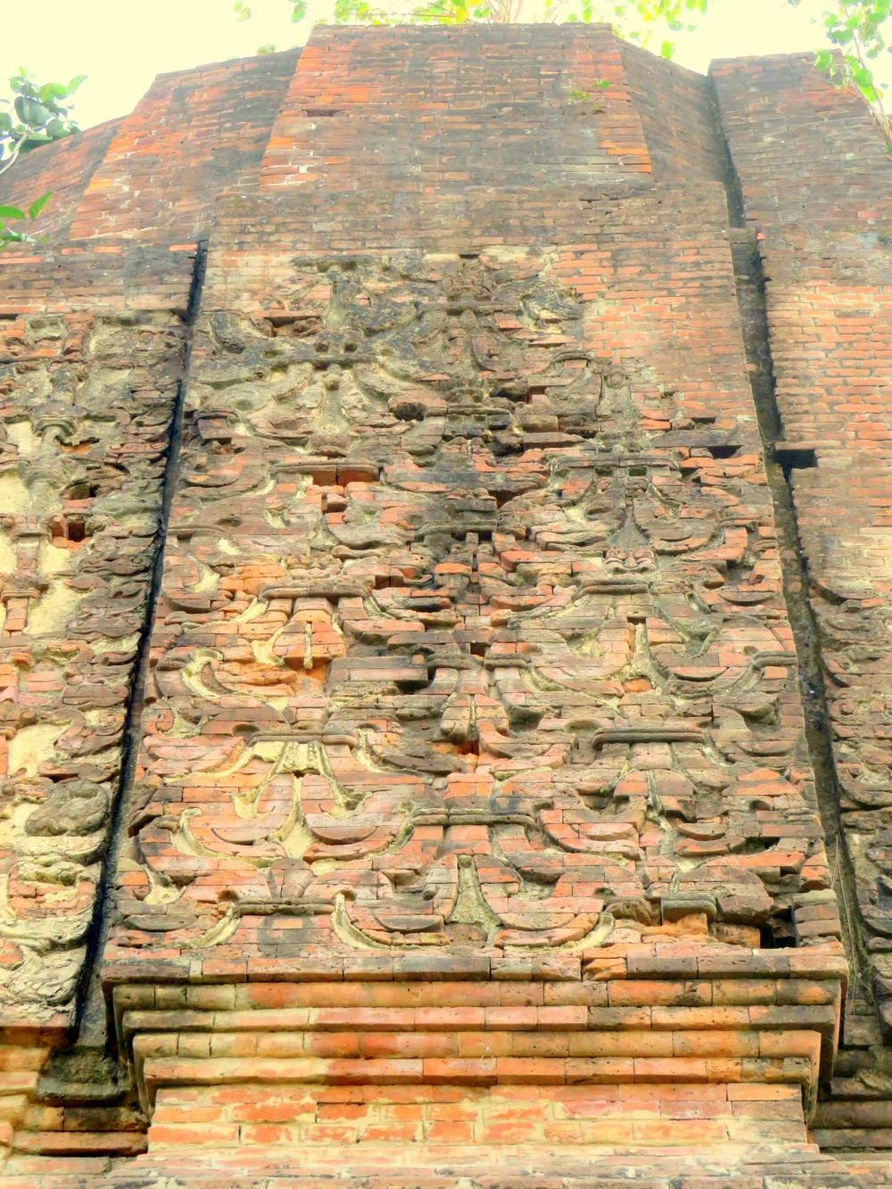 Sun temple, Sonatopol, shikhara