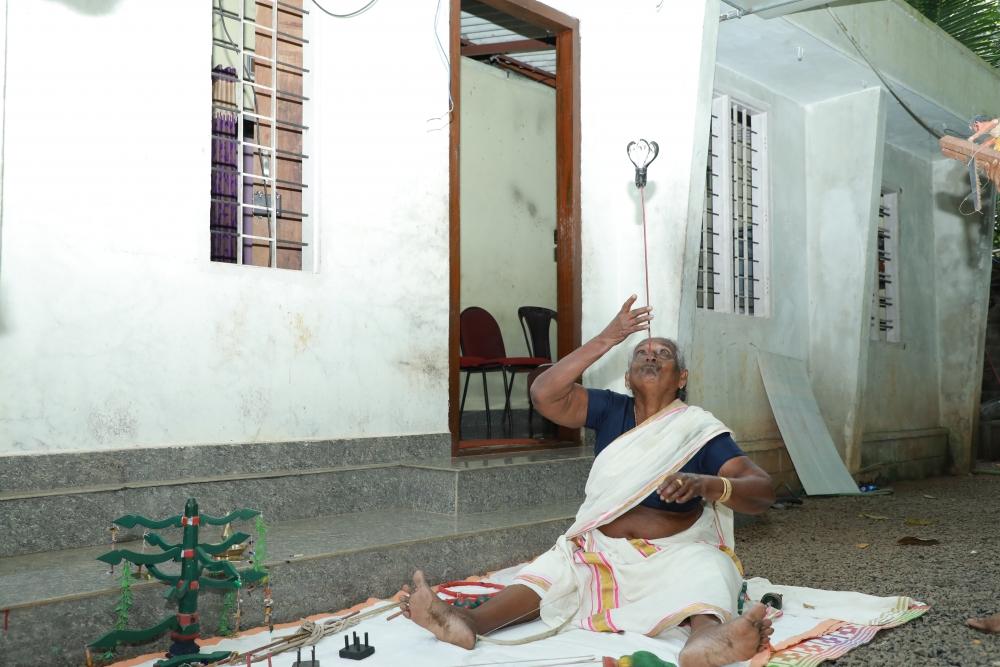 Fig. 8. നാലാമത്തെ ഇനമായ നാഗപ്പത്തി (ചിത്രം:ഗോകുല് കൃഷ്ണ)