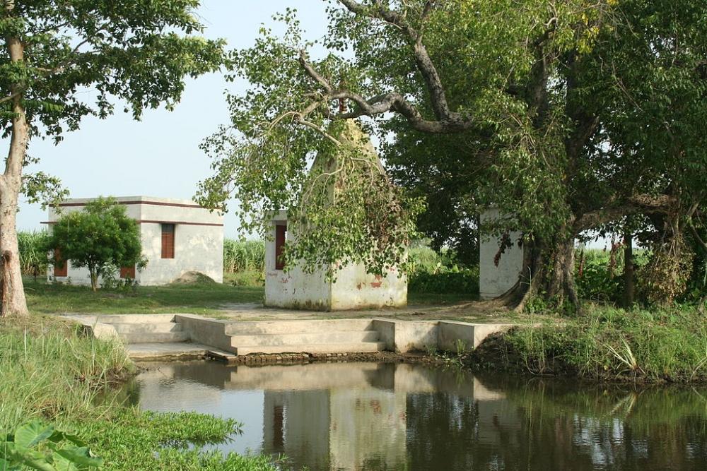 Hastinapur, Draupati Ghat, Mahabharata, Draupati