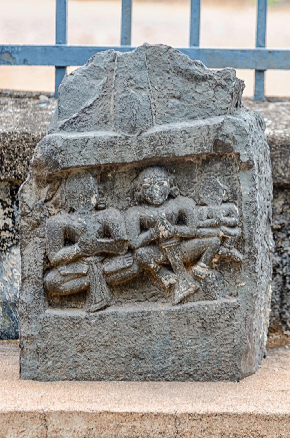 Memorial Stone, Bhoramdeo Temple Complex