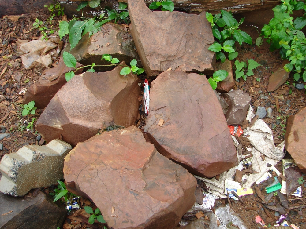 Stones used for making sculptures