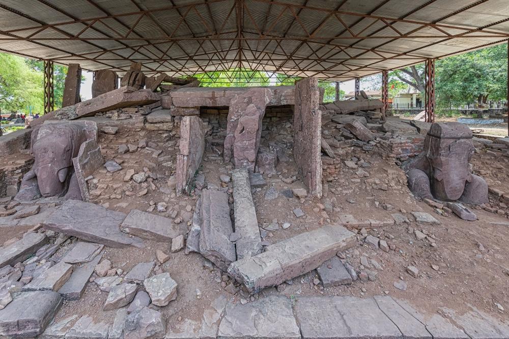 Tala. Jethani Temple