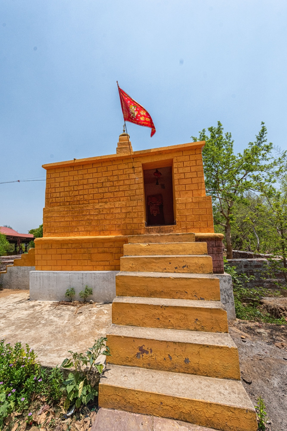 New Shrine