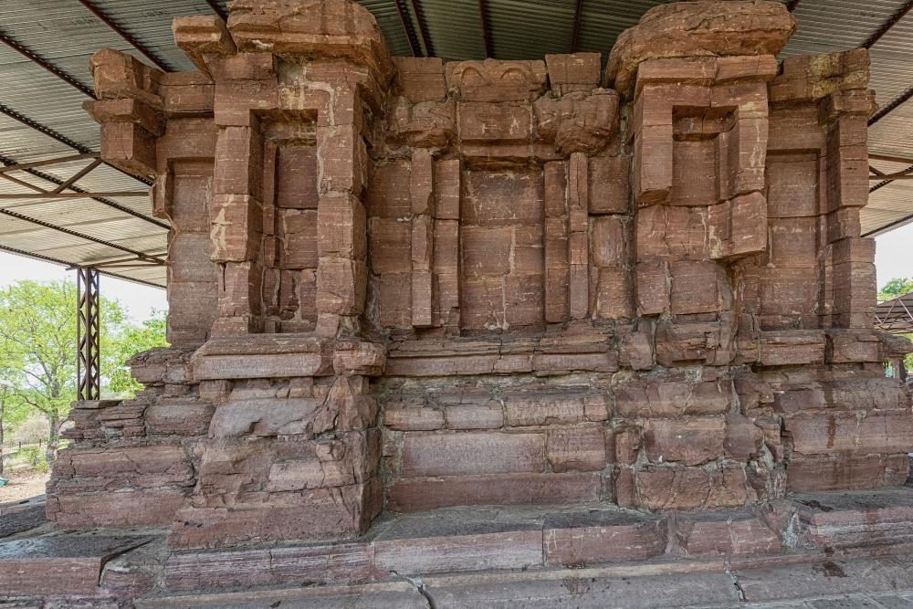 west wall of the Devarani temple