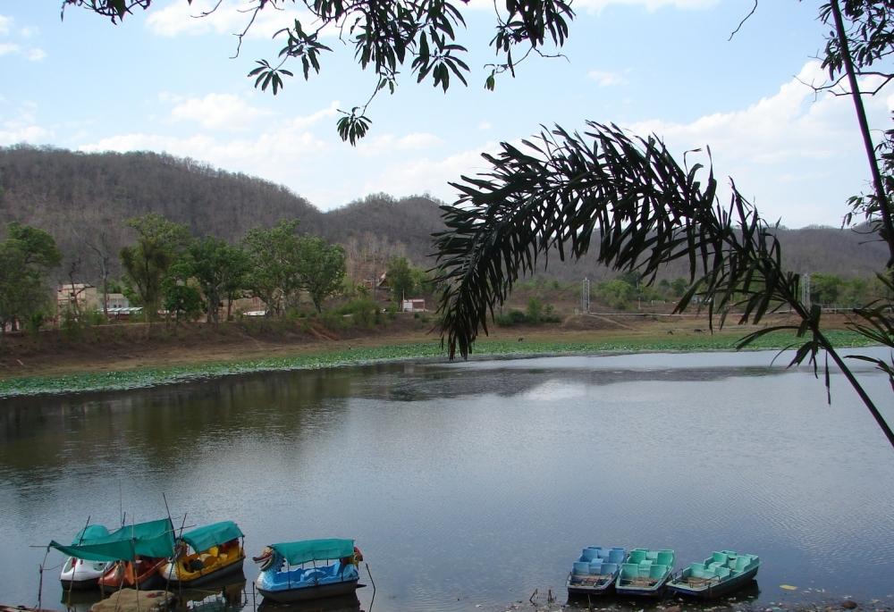 Bhoramdeo Pond