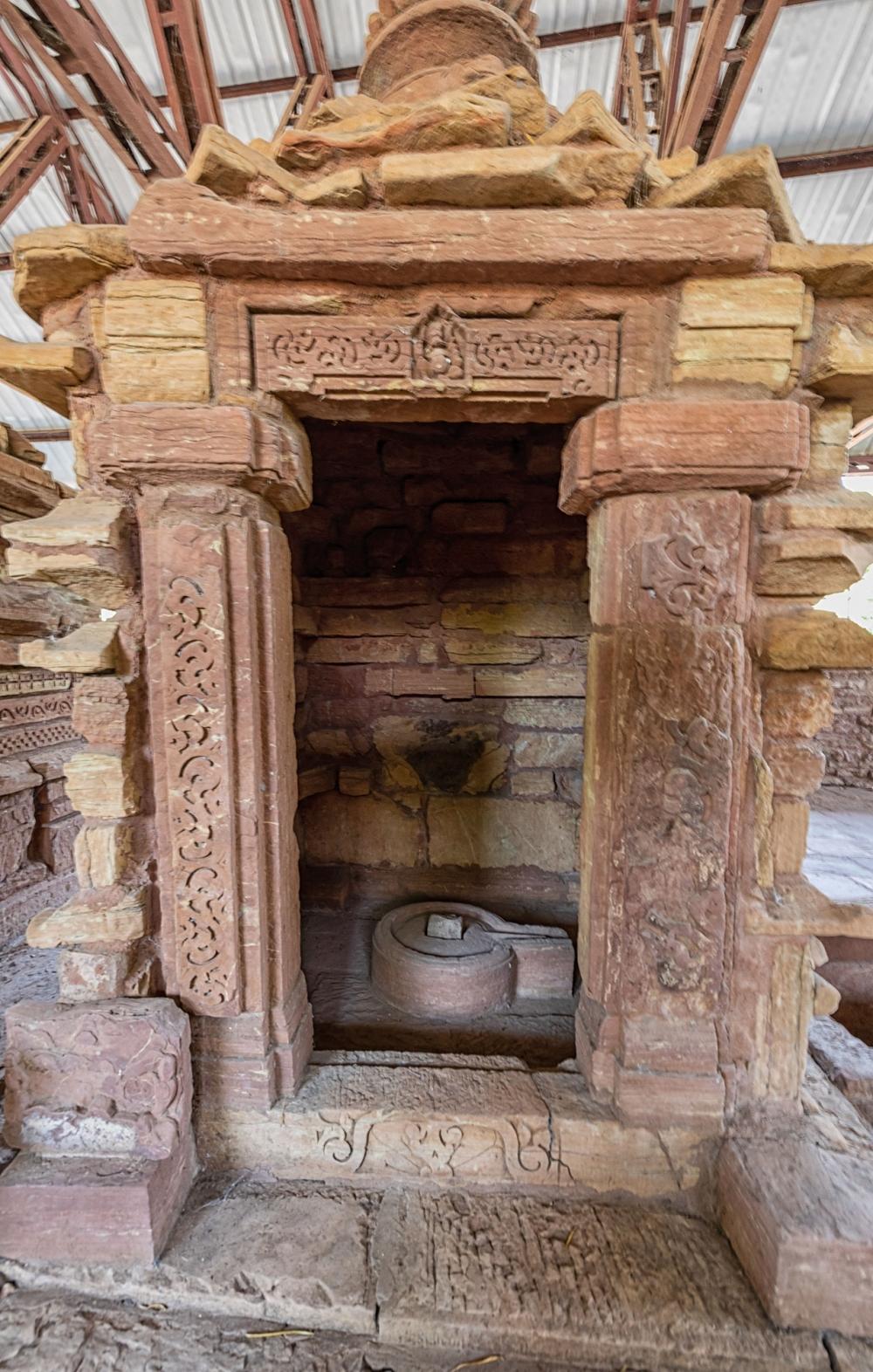 An East Facing Shrine