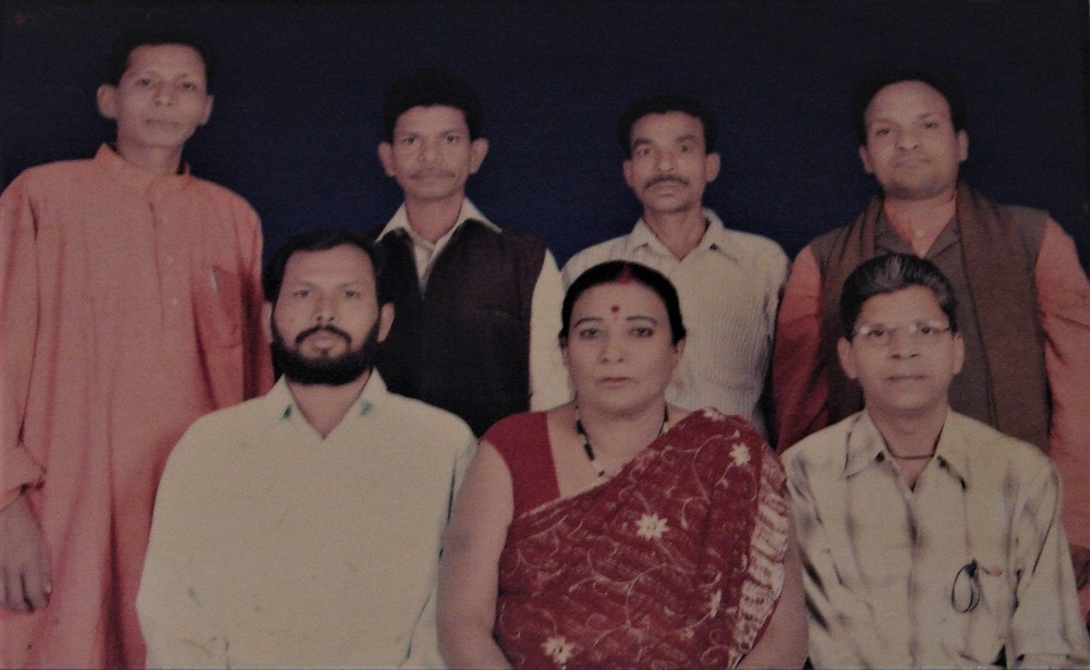 PAdma Vibhushan Tijan Bai and Mandali