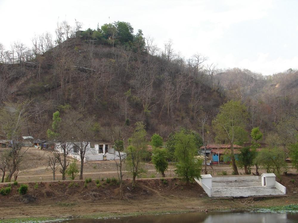 Landscape of Bhoramdeo