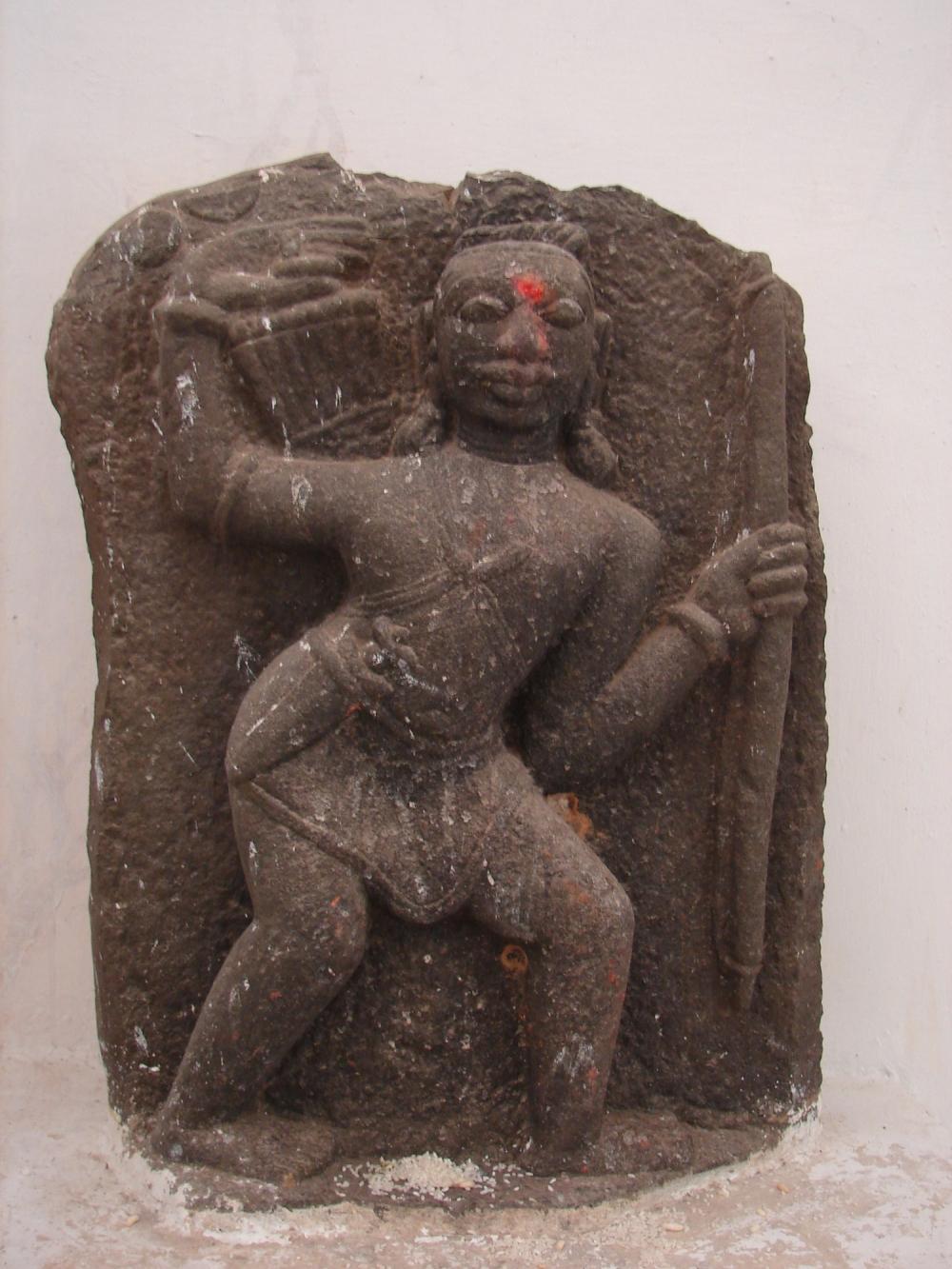 Memorial of a Bejewelled Warrior