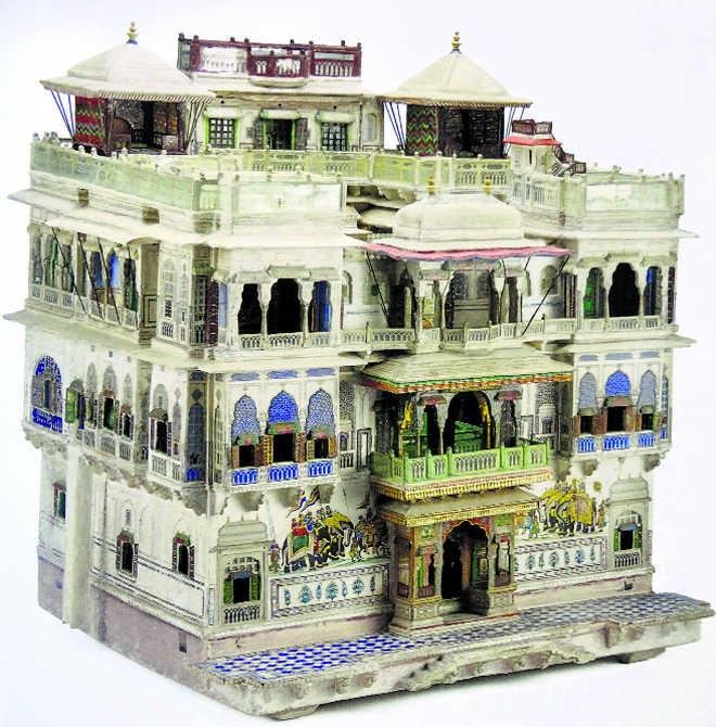 Jaipur Haveli, B.N. Goswamy