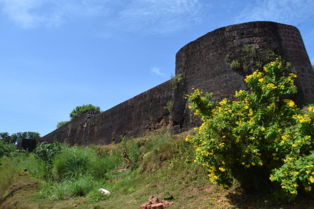 Fig. 3.ചന്ദ്രഗിരി കോട്ട (ചിത്രം: എം.എസ്. രാഖേഷ് കൃഷ്ണന്)