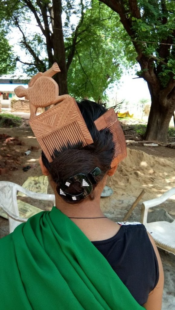 Comb, Love, Bastar, Chhattisgarh, Tribal, Traditions, Muria Tribe
