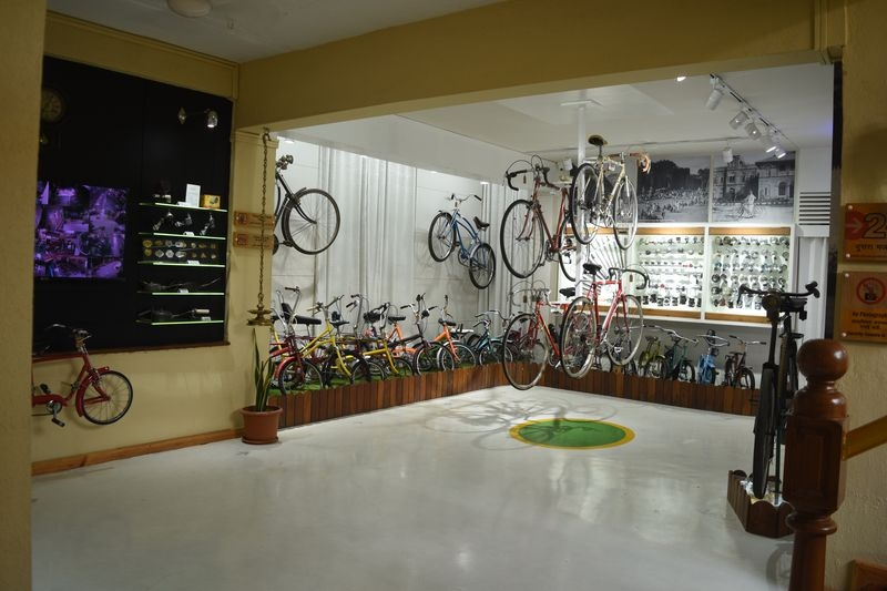 Vikram Pendse Cycle Museum, Museums of India