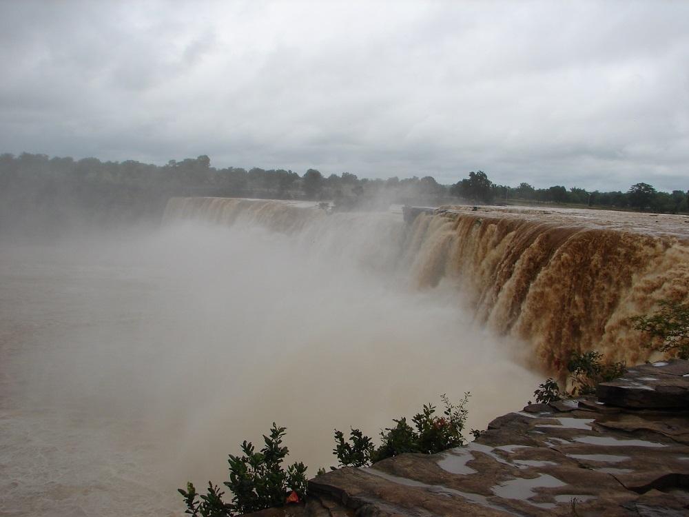Chitrakote during Monsoon
