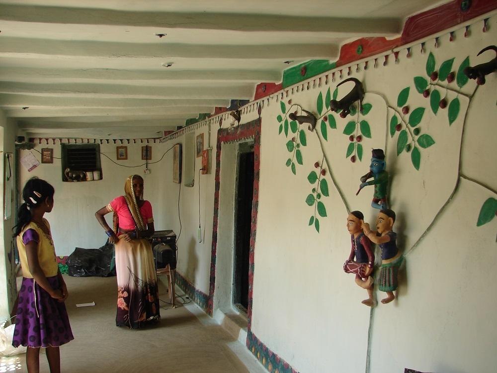 Sonabai Rajwar house 2018