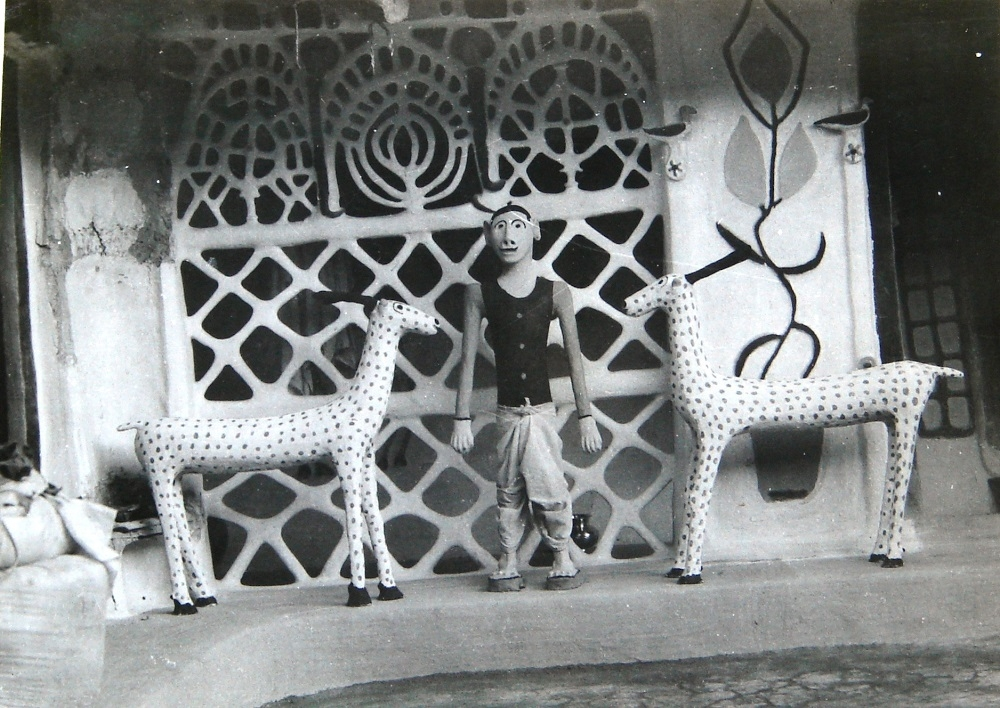 Sonabai house 1983