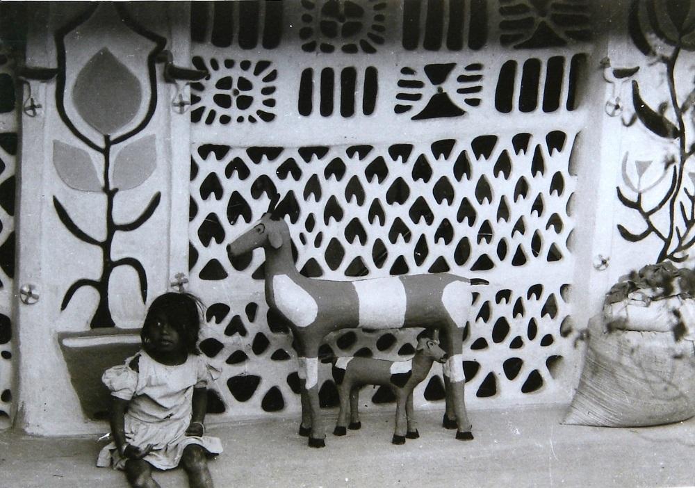 Rajwar house 1983