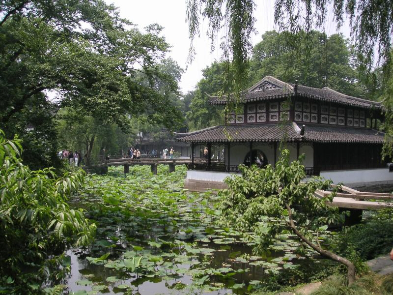 Humble Administrator's Garden (Suzhou), Gardens and Astrology, Photo: Wikimedia Commons