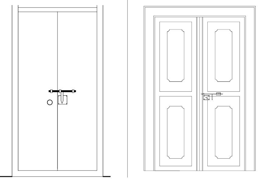 Doors of Paliam Palace
