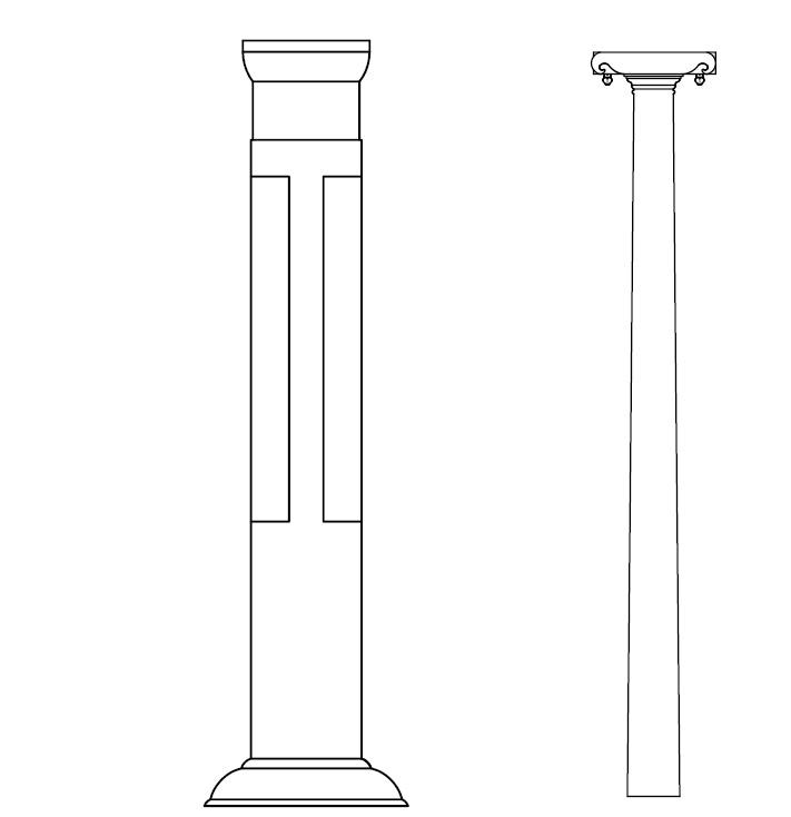 Pillars of Paliam Palace