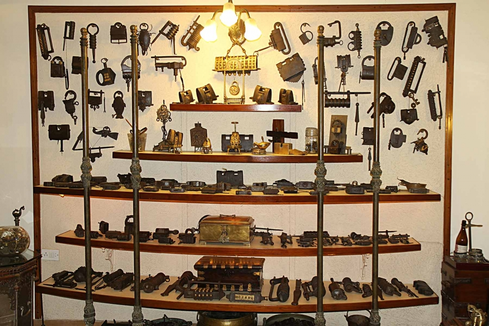 Doc's Locks Museum, Museums of India
