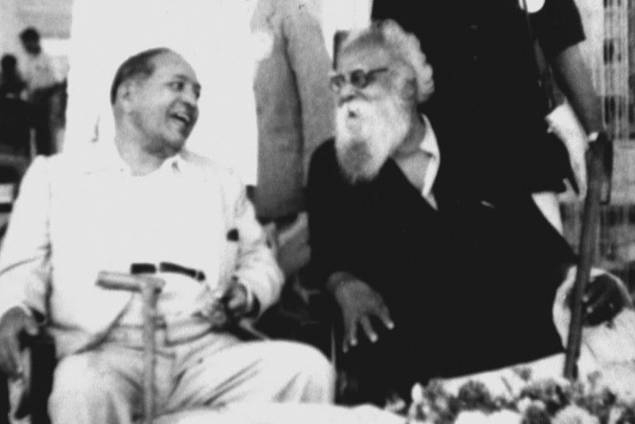 periyar, br ambedkar, periyar and ambedkar, indian caste politics, Courtesy: Frontline (Public Domain)