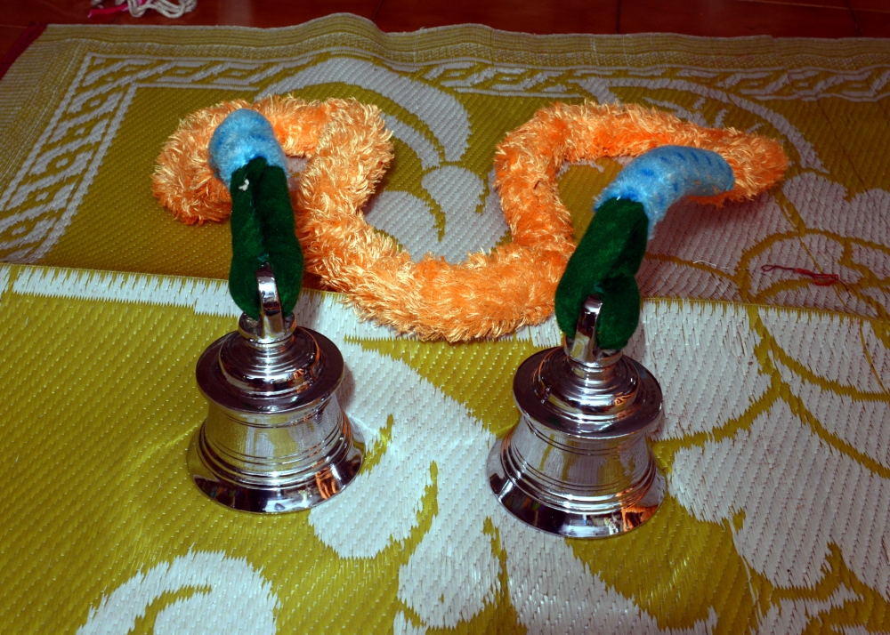 Pallamani (belly bells). Image Courtesy: Anil Vijay.