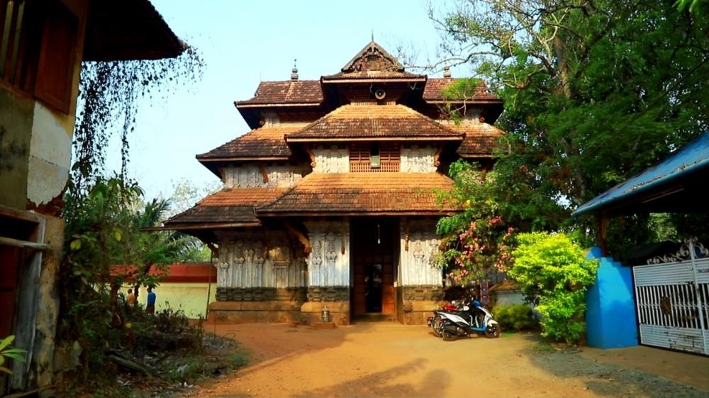 Thiruvanchikulam temple. Image Courtesy: Sudheer Kailas.