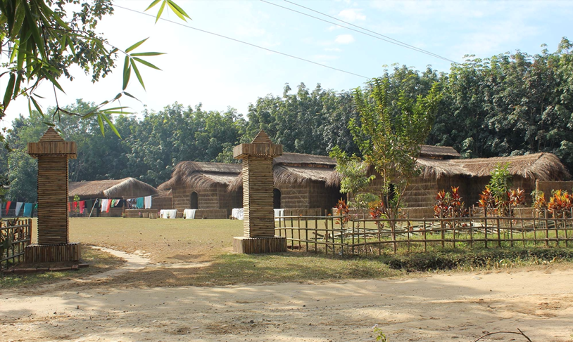 Fig 2: Residential campus, Badungduppa Theatre Village (Courtesy: badungduppa.com)