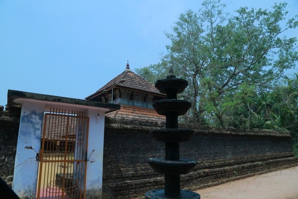 Perinthrikovil Temple, Vanneri, Malappuram. Image Courtesy: Sudheer Kailas.