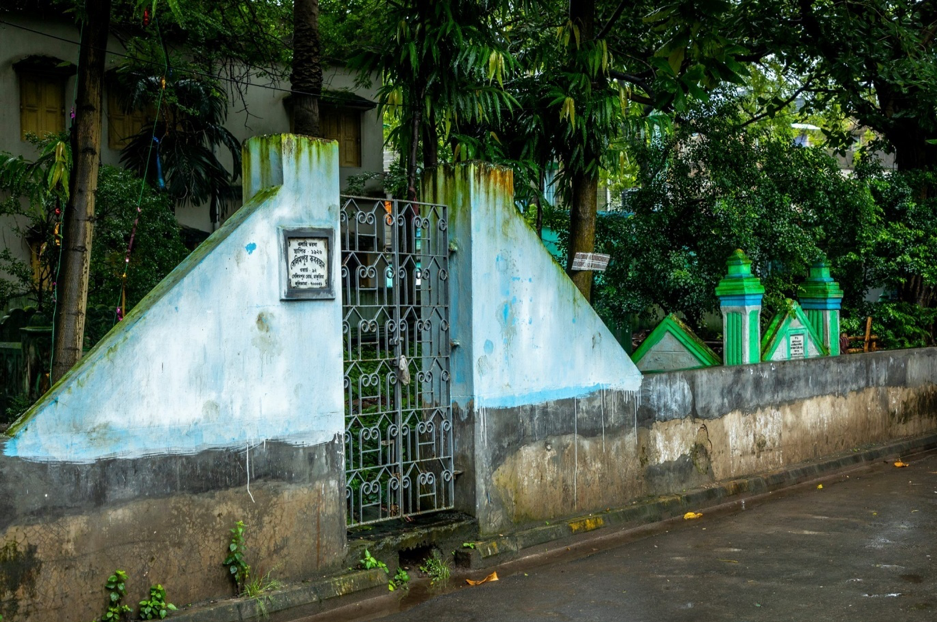 Fig. 5: Selimpur (Dhakuria) graveyard, established in 1926. Courtesy: Know Your Neighbour