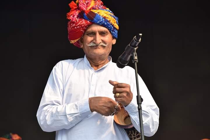 Shri Gafruddin Mewati Jogi
