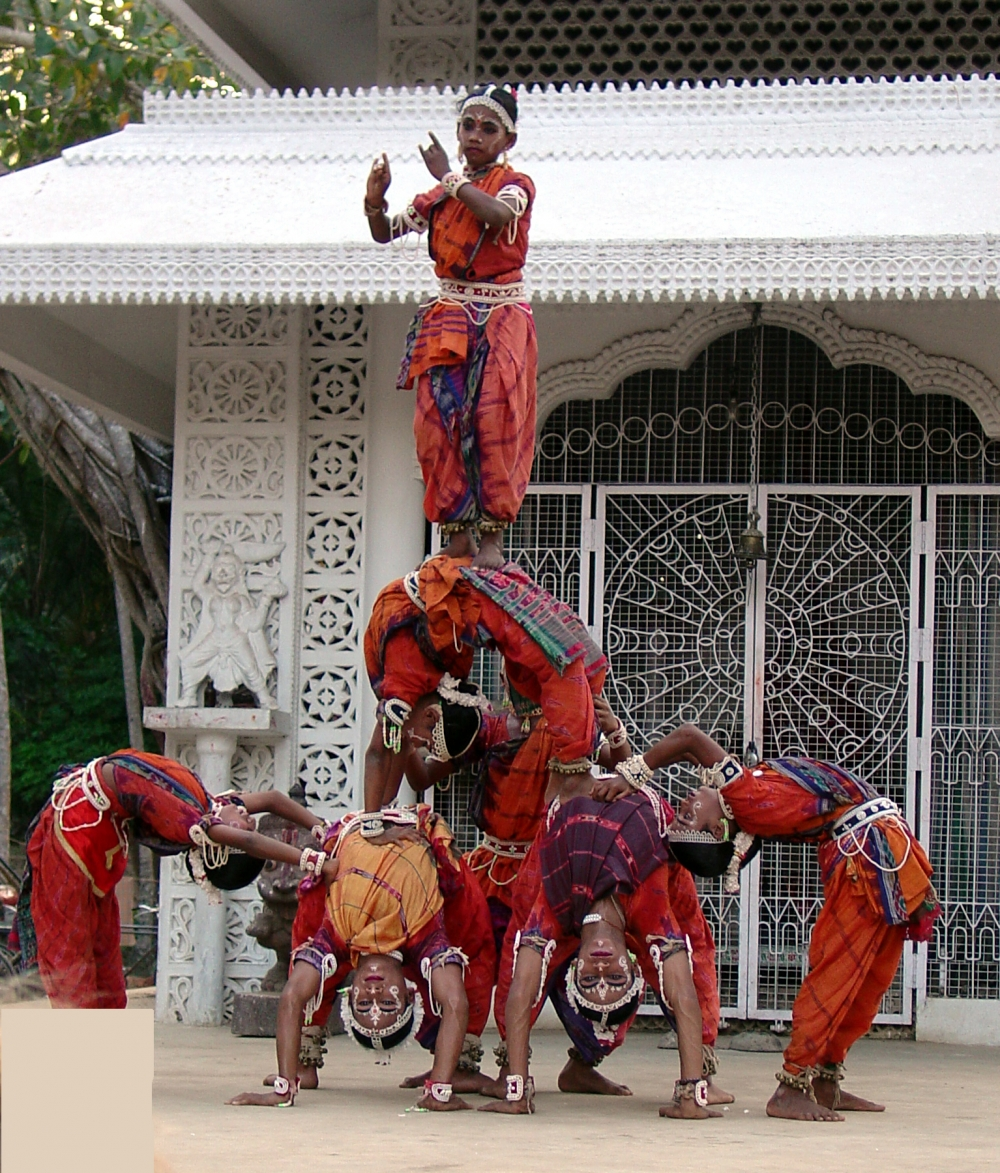 Gotipua dance, raghurajpur village, odisha, indian folk dance, Wikimedia commons