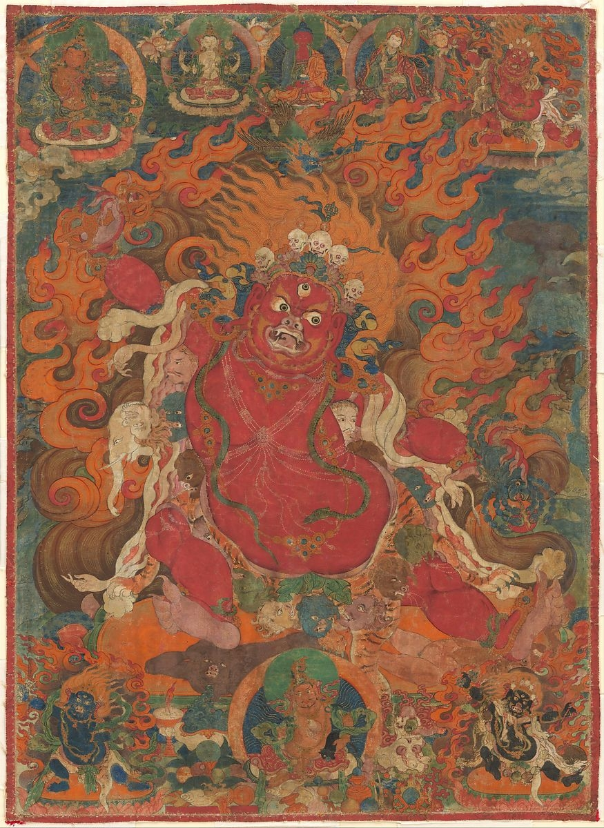 Guru Drapgo, 18th century, Tibet