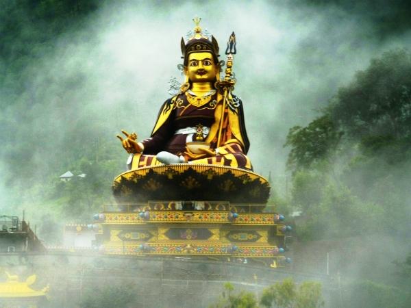 Guru Padmasambhava, Buddhism, who is guru rinpoche, second buddha