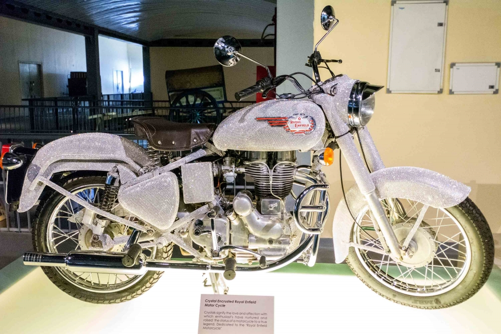 Heritage Transport Museum, Museums of India